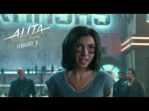 Alita: Battle Angel | Cinematic Experience | In Cinemas Now | Fox Star India