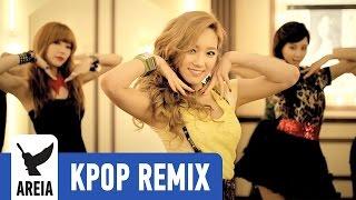 Girls Generation TTS - Twinkle   Areia Kpop Remix #89