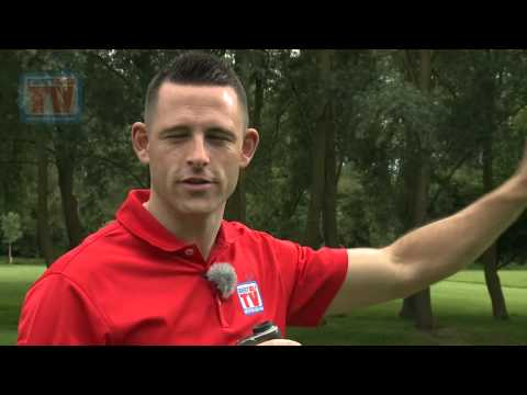 DGTV - Bushnell Tour V2 Laser Golf Range Finder