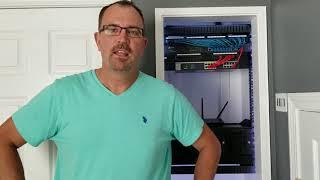 Alex's Network Closet OCD and All 2018