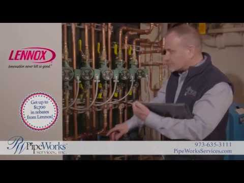 Pipe Works Services 1st Commercial!