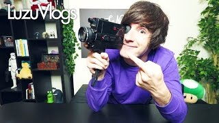 Esta semana hay un nuevo video Grabando un vlog con una camara antigua