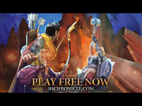 Chronicle: RuneScape Legends - Open Beta Trailer thumbnail