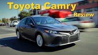 Toyota Camry (XV70) 2018 - dabar