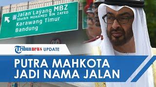 Tol Jakarta Cikampek Berganti Nama Jadi Mohammed bin Zayed, Ini Kiprah dan Perannya untuk Indonesia