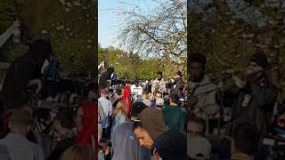 white rhino uk clothing at manchester 420 gathering