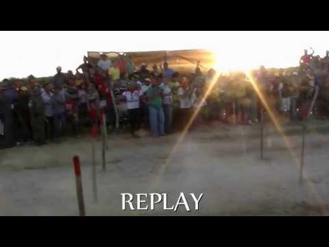 Segunda final do I Torneio de Corrida de Cavalos de Alegrete do Piauí