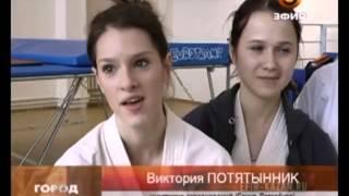 В Казани развернулась борьба за кубок Федерации Каратэ Кёкусинкай