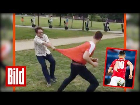 Fussball Trikot der Schweiz - Nati-Shirt von Puma im Test