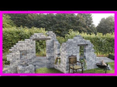 Für alle HeimwerkerLidl verkauft jetzt eine DIY-Ruine als Sitzecke