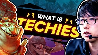 What is Techies? How EG Weaponized Dota's Greatest Meme Hero at TI