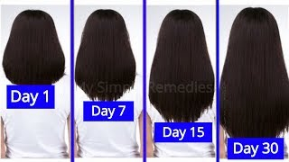 Some Secret Hair Hacks & Hair Care Tips To Get Rid Of All Hair Problems, Grow Long Hair