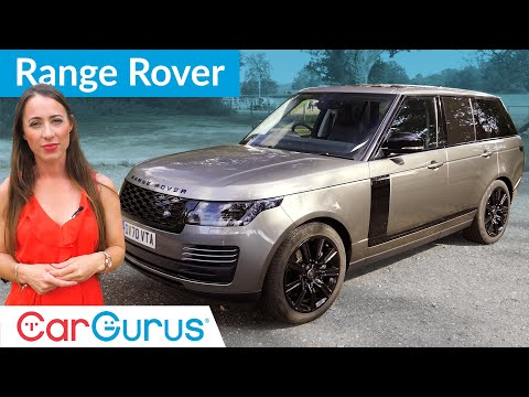 Range Rover P400e 2021 Review: The plug-in hybrid luxury SUV