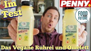 """Penny: """"Food for Future"""" Veganer Ei Ersatz für Rührei und Omelette im Test"""