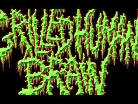 Grilled Human Brain - Slow Motion Torture (FULL CD FREE DOWNLOAD)