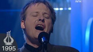 Sigvart Dagsland live under Spellemannprisen 1995