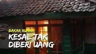 Merasa Kesal karena Tak Diberi Uang Orangtuanya, Remaja di Cianjur Bakar Rumah