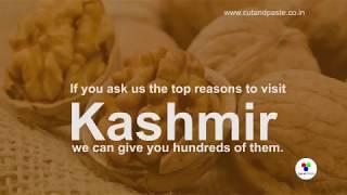 WHY VISIT KASHMIR