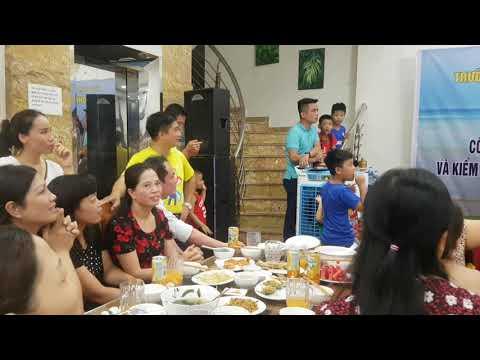 Giao lưu Trường THCS Châu Can - THCS Đại Xuyên