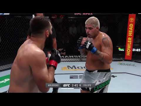 UFC Vegas 40: Ladd vs. Dumont – highlights
