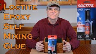 Loctite Epoxy Self Mixing Glue