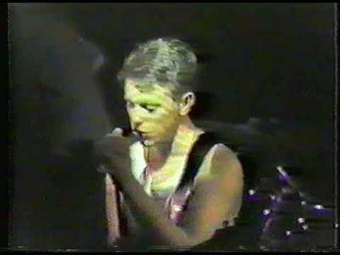 New Order - Your Silent Face (Melbourne 1982)