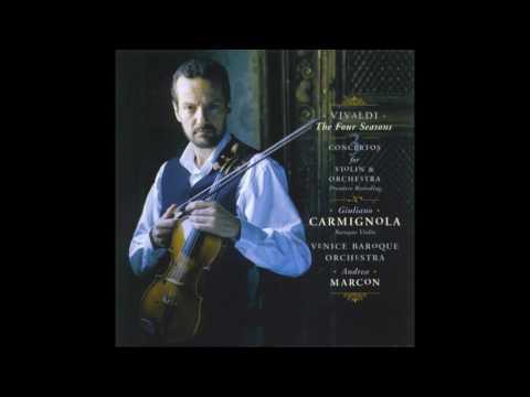 Антонио Вивальди. «Времена года. Осень».