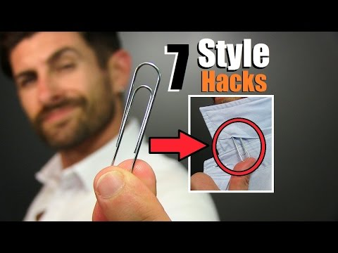 7 GENIUS Style Hacks Every Guy Should Know! Mp3