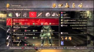 Demons Souls - Seelen Glitch - Rotaugenstein Ablegen [HD|deutsch]