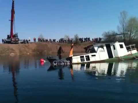 Wrackversenkung der Oisis, Wrack der Oisis,Nordhausen,Thüringen,Deutschland