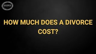 How Much Does A Divorce Cost In Australia?