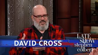 David Cross Walks Out Of His Interview