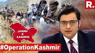 Real Reason For Extra Troops In Kashmir Revealed | The Debate With Arnab Goswami