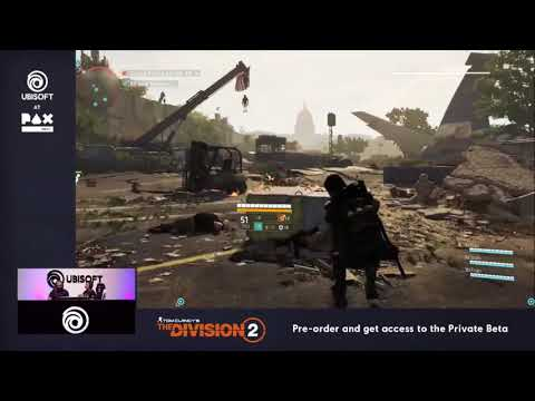 New Gameplay de Tom Clancy's The Division 2