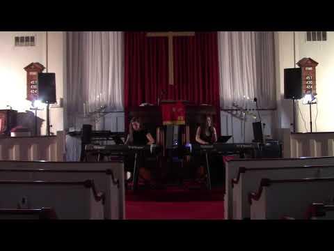 Halifax Congregational Church Dual-Piano Concert in MA