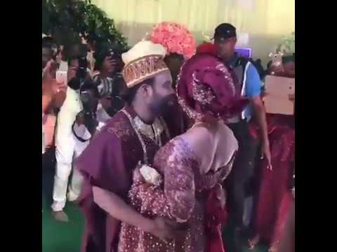 Actor Gabriel Afolayan's traditional wedding in Ibadan