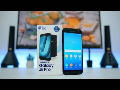 Unboxing Samsung Galaxy J5 Pro Indonesia!