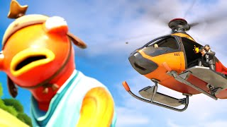 CRAZY SNIPER SHOT ON HELICOPTER (ft Bailey Payne)
