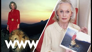 Tippi Hedren's Iconic Hollywood Fashion Through The Years | Who What Wear