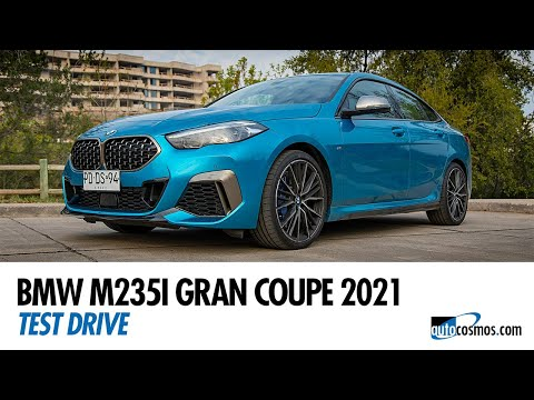 Test drive BMW Serie 2 Gran Coupé 2020