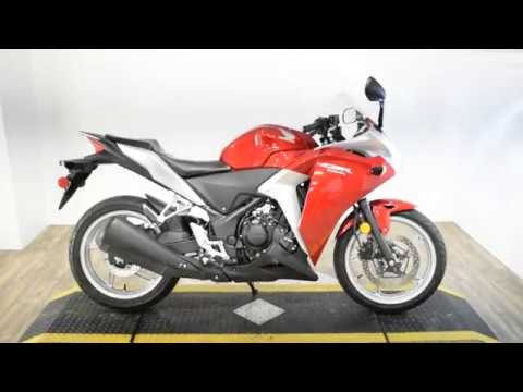 2012 Honda CBR®250R in Wauconda, Illinois - Video 1