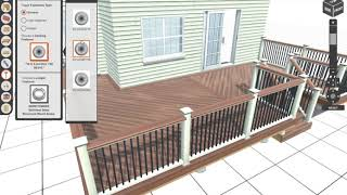 Simpson Strong-Tie® Deck Planner Software™