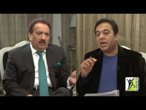 Cutting Edge Rehman Malik