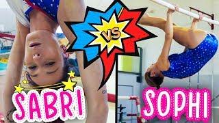 Sabri VS Ginnasta di SERIE A w/ Sophia Campana