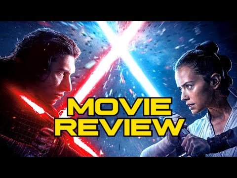 STAR WARS: THE RISE OF SKYWALKER Movie Review (2019)