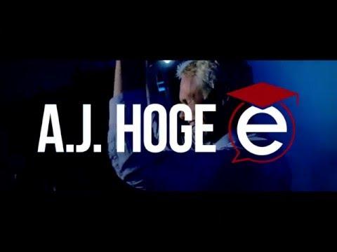 AJ Hoge  Effortless English