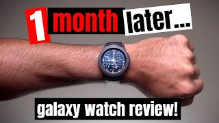 Galaxy Watch Review!