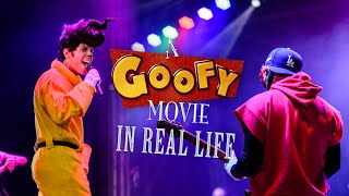 A Goofy Movie In Real Life w/ Peter Hollens