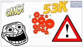 Haciendo masa en torneo 53k - Bubble.am