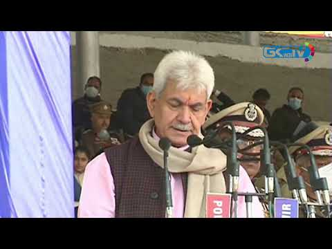 'Don't touch innocents, don't leave culprits': LG Manoj Sinha to police